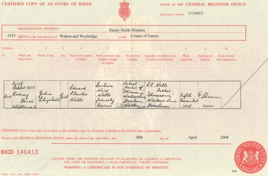 Research your British ancestors